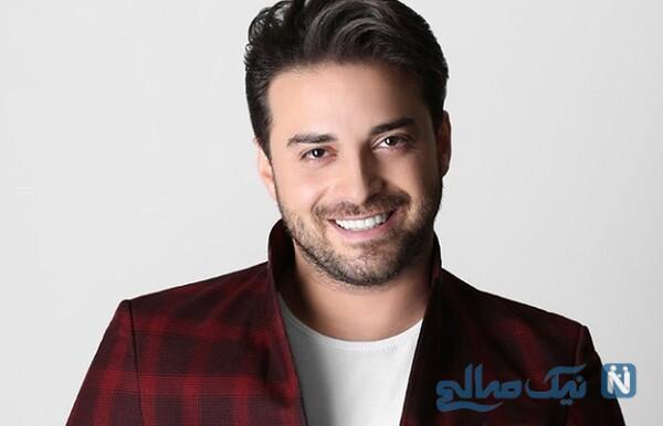 کلیپ عاشقانه بابک جهانبخش خواننده معروف برای تولد همسرش