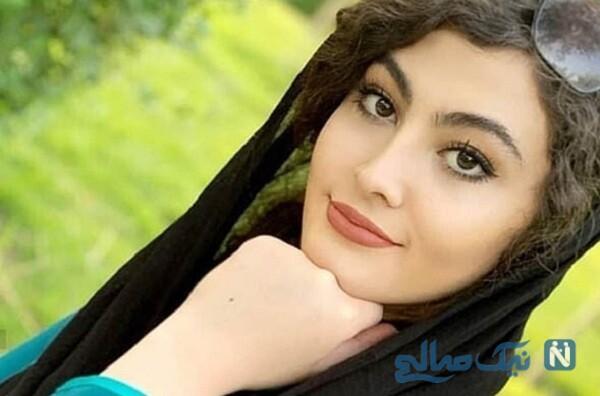 شعر خوانی زیبای مریم مومن بازیگر جوان در شب یلدا