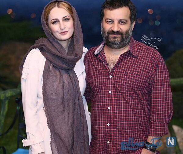 شقایق دهقان و مهراب قاسم خانی