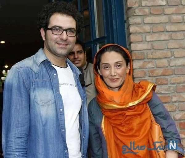 همسر سابق هدیه تهرانی