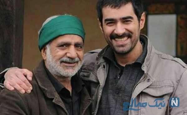 شهاب حسینی و پرویز پرستویی