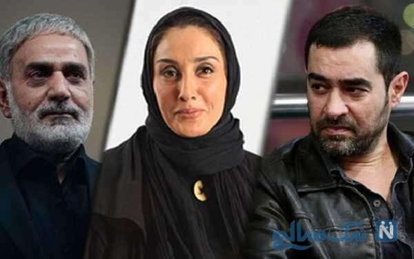 نخستین تصاویر هدیه تهرانی در فیلم سینمایی بی همه چیز