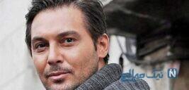 دانیال عبادی بازیگر سریال خانه امن در حال پیانو زدن در خانه لاکچری اش