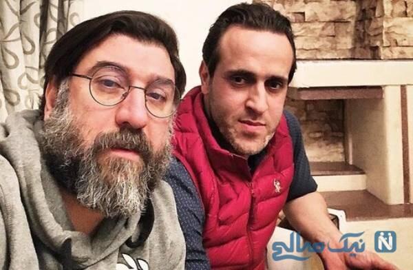 علی کریمی و علی انصاریان
