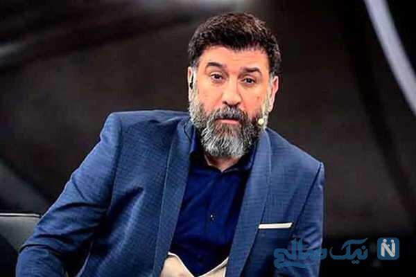 علی انصاریان بازیگر معروف ایرانی