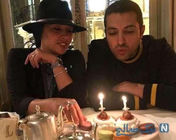 جشن تولد آناهیتا درگاهی