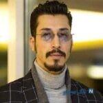 گردش بهرام افشاری بازیگر سریال پایتخت در جزیره کیش