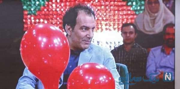 جشن تولد بهنام تشکر بازیگر