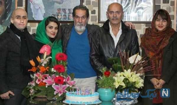 جشن تولد سعید سهیلی