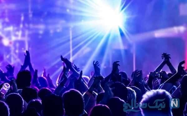 این هم یک کنسرت متفاوت و عجیب در دوران کرونا