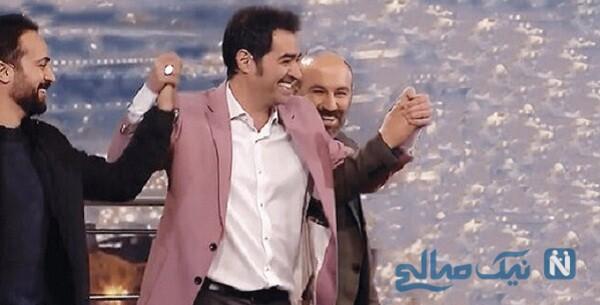 رقص نقی و ارسطو با شهاب حسینی
