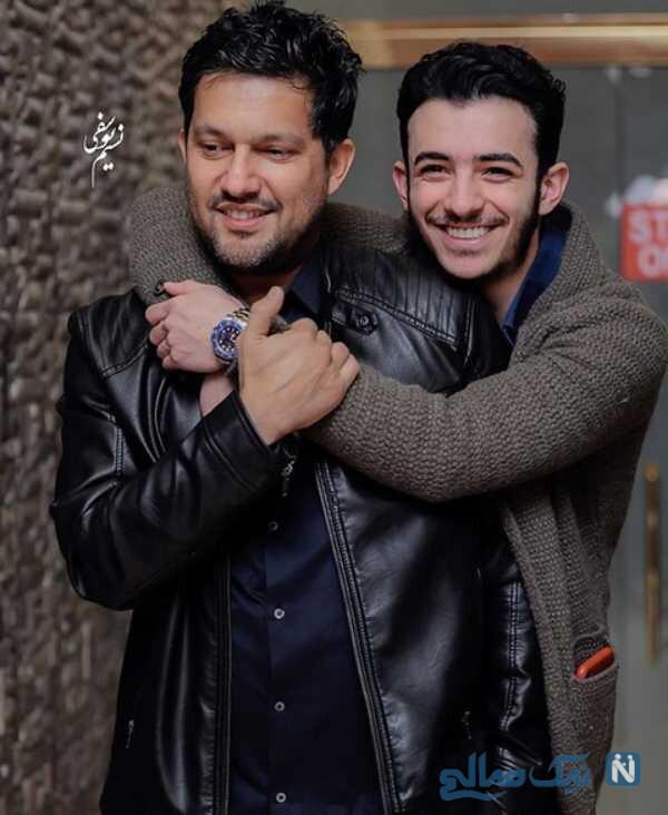 علی شادمان و حامد بهداد