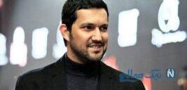 مصاحبه حامد بهداد در برنامه «صندلی داغ» فامیل ام خیلی خوشگله