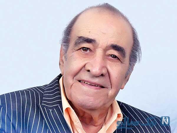 استاد ایرج خواجه امیری خواننده پیشکسوت و دخترش الیکا
