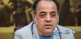 جشن تولد ۵۲ سالگی جواد افشار کارگردان سریال آنام با کیک لاکچری