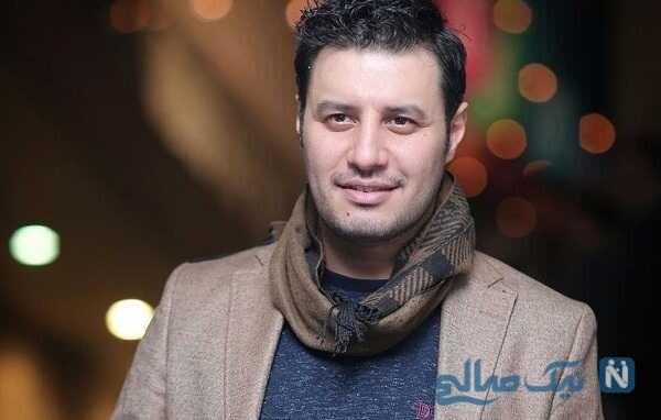 غیرتی شدن و دعوای جواد عزتی در خیابان روی زنش
