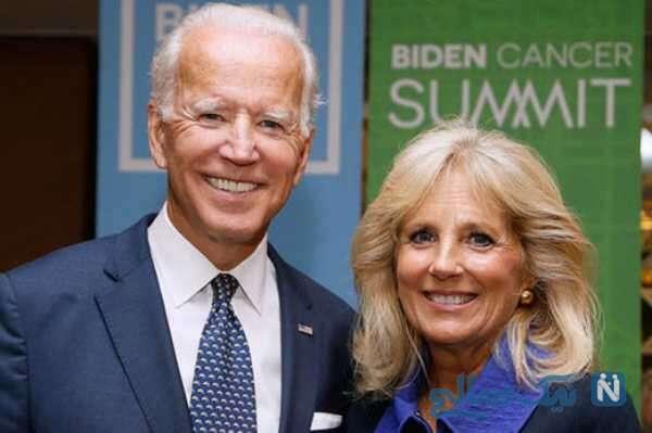 همسر جو بایدن رئیس جمهور آمریکا
