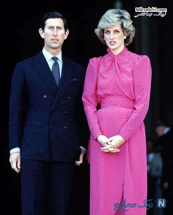 پرنس چارلز پسر بزرگ ملکه