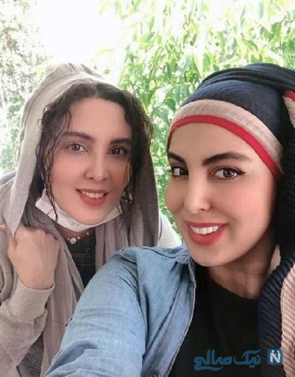 خواهر خانم بازیگر