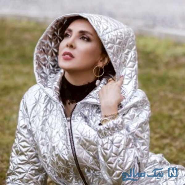 استایل زمستانی لیلا بلوکات بازیگر