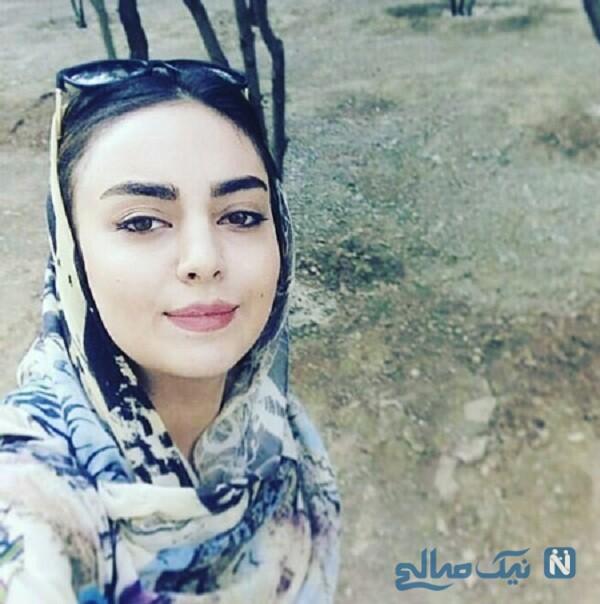 تصویری از تیپ مهشید جوادی