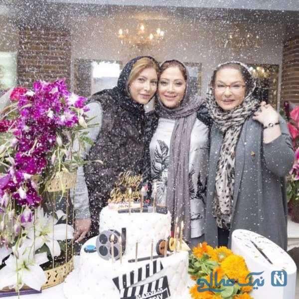 جشن تولد مریم سلطانی بازیگر
