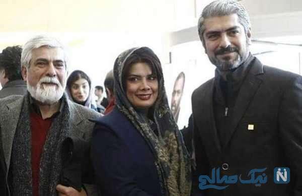 برادر و همسر حسین پاکدل