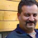 تبریک جالب مهراب قاسم خانی برای تولد برادرش پیمان نویسنده معروف