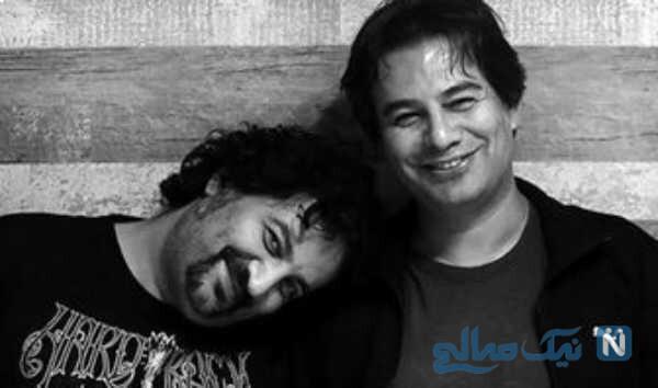 تصویری از مهراب و پیمان قاسم خانی