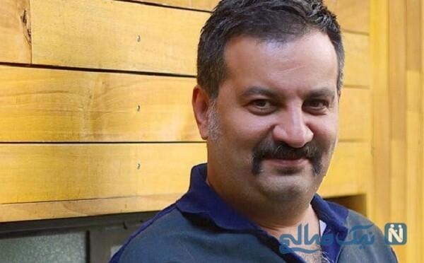 تفریحات لاکچری مهراب قاسم خانی همراه دختر و پسرش در قشم