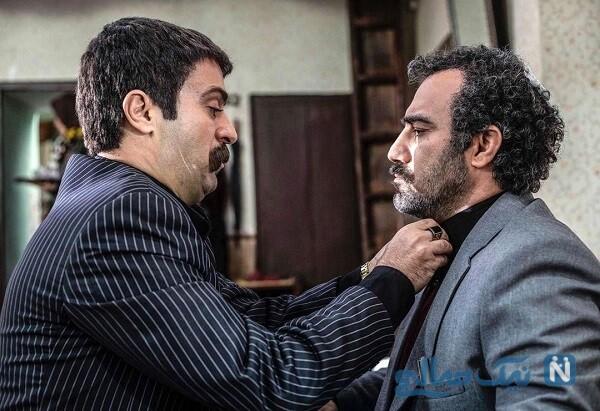 محسن تنابنده و احمد مهران فر در پایتخت