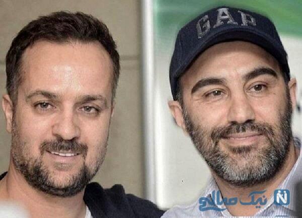 حضور محسن تنابنده و احمد مهران فر در برنامه همرفیق