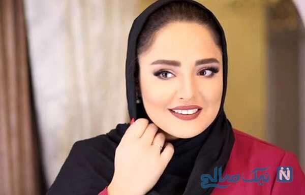 تبریک تولد ویژه نرگس محمدی بازیگر معروف برای مادر شوهر عزیزش