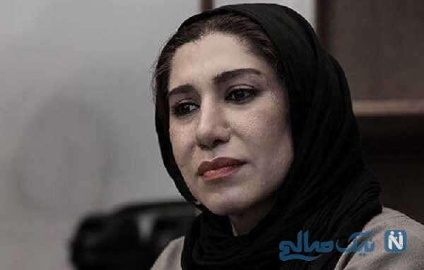 ماجرای جالب آشنایی نسیم ادبی با همسر مرحومش ابراهیم اثباتی