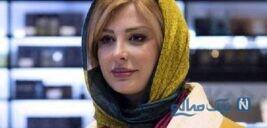 نیوشا ضیغمی بازیگر معروف در جشن تولد لاکچری خواهرش روشا