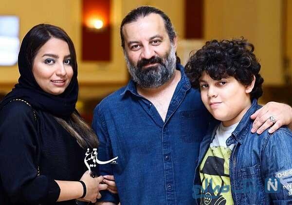 خواهر و برادری نیروانا و نویان قاسم خانی در تولد ۱۳ سالگی اش