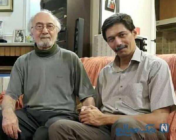 پسر پرویز پورحسینی
