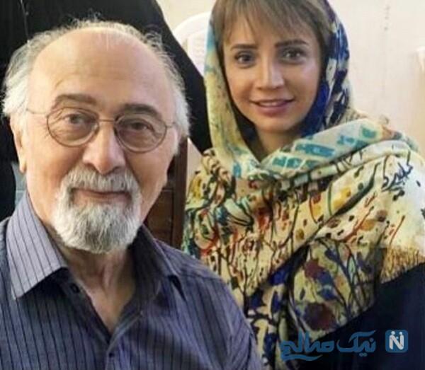 عکس شبنم قلی خانی و پرویز پورحسینی