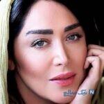 سارا منجزی پور بازیگر و دوستان صمیمی اش لب استخر
