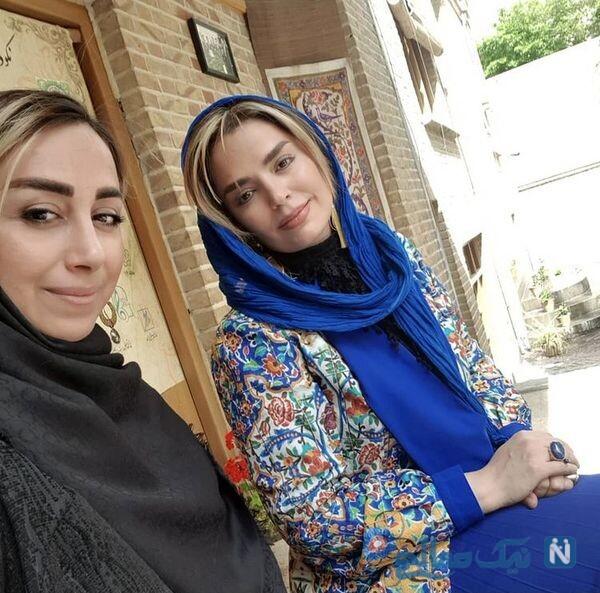 تصاویر سپیده خداوردی بازیگر و دوستش