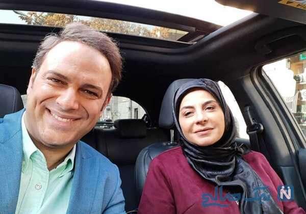 تصاویر شهروز ابراهیمی در سریال خانه امن