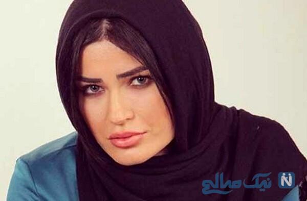 پست عاشقانه شیوا طاهری بازیگر معروف برای تبریک تولد همسرش