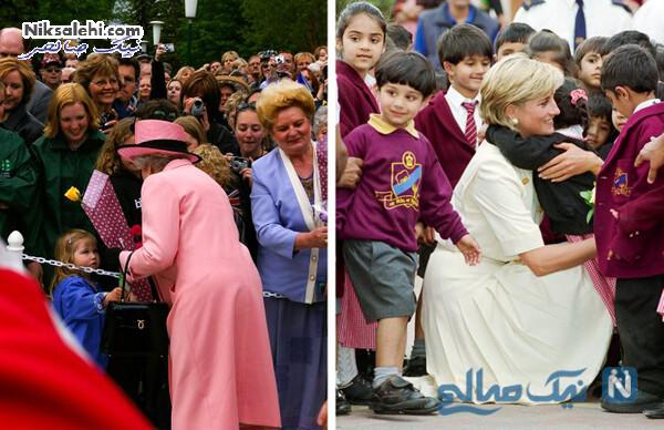 عروس فقید ملکه الیزابت