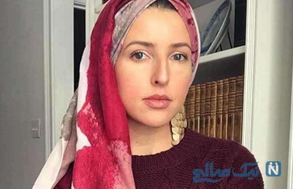 قرآن خواندن با صوت جنیفر گراوت خواننده آمریکایی