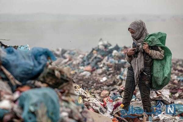 بغض دختر زباله گرد بیست و پنج ساله در زمان گفتن آرزو هایش