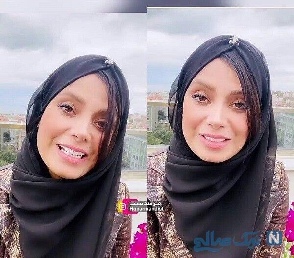 مجری زن در ترکیه