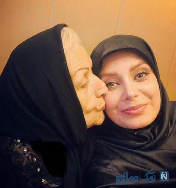 مادر شوهر صبا راد مجری