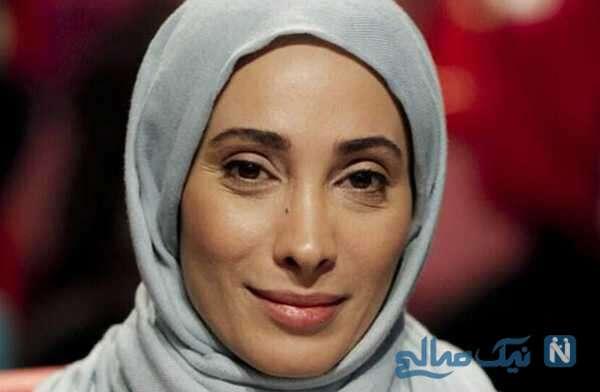 شباهت زیاد سرمه خواهر سحر زکریا به خانم بازیگر