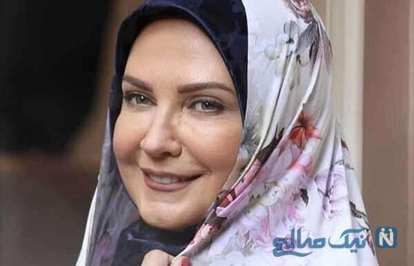 افشاگری لعیا زنگنه از سانسور های سریال «در پناه تو» بعد از ۲۵ سال