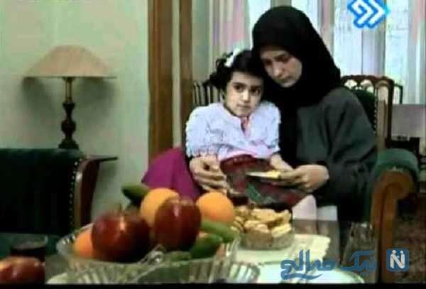 افشاگری لعیا زنگنه از سانسورهای سریال در پناه تو